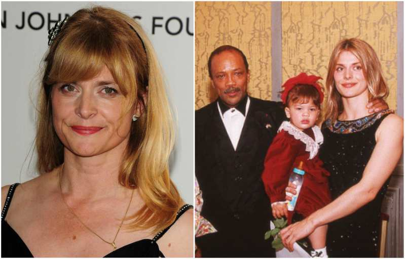 Quincy Jones' family - ex-partner Nastassja Kinski