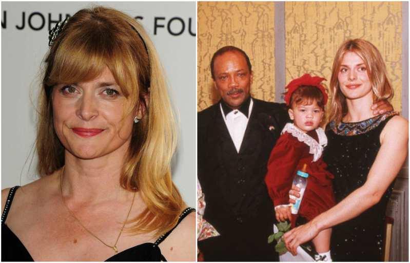 Quincy Jones' family - ex-partner Nastassja Kinski