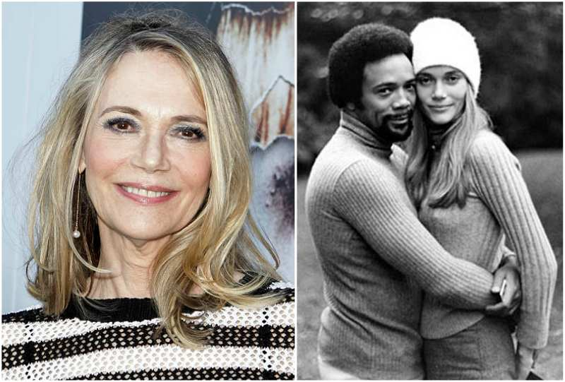 Quincy Jones' family - ex-wife Peggy Lipton