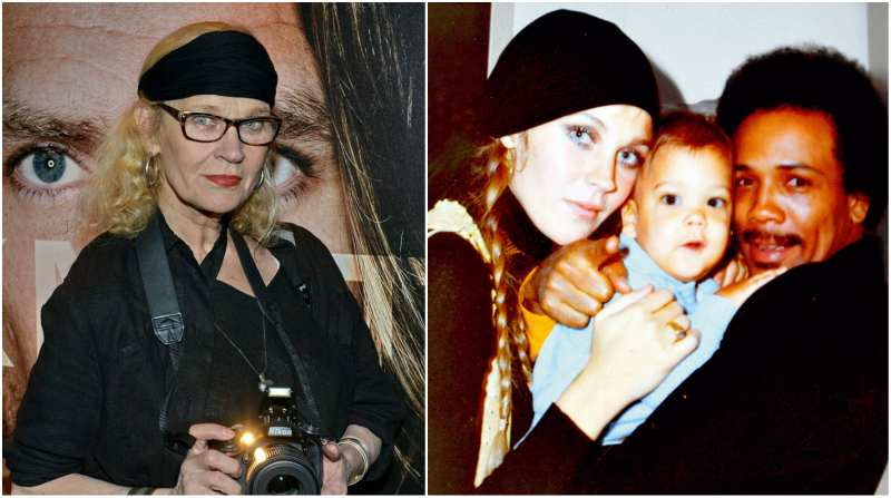 Quincy Jones' family - ex-wife Ulla Agneta Jones