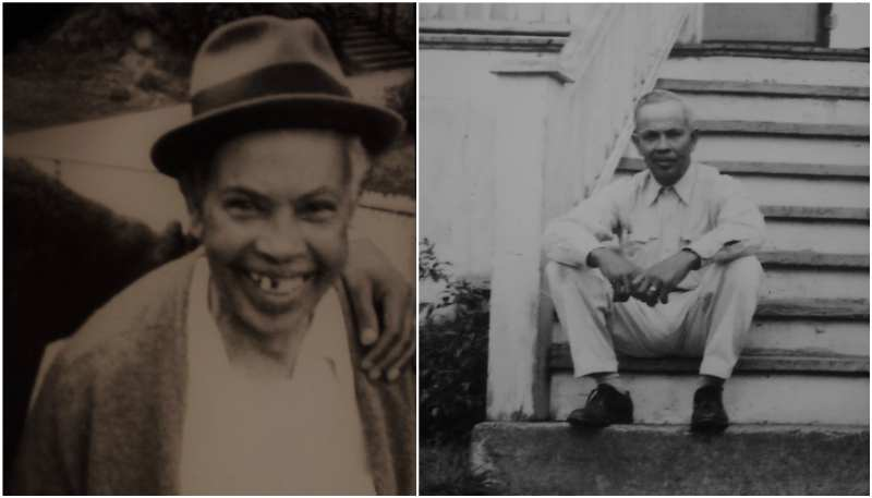 Quincy Jones' family - father Quincy Delight Jones, Sr.