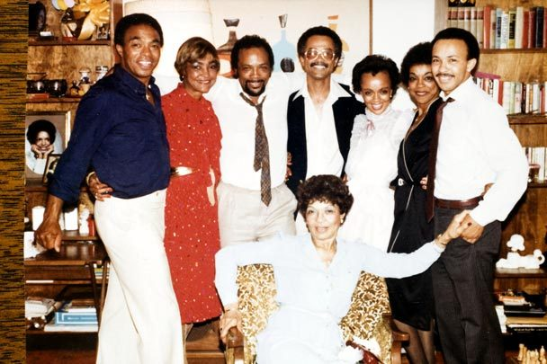 Quincy Jones' siblings