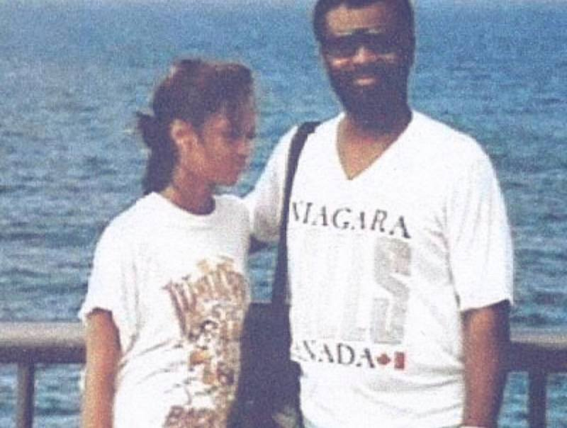 Tyra Banks' family - father Donald Banks
