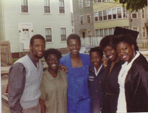 Viola Davis' siblings