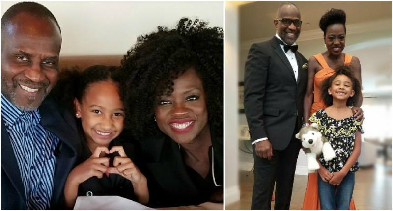Viola Davis' children - adopted daughter Genesis Tennon