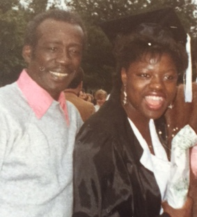 Viola Davis' family - father Dan Davis