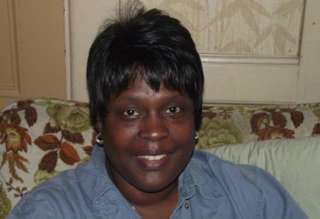 Viola Davis' siblings - sister AnitaDavis