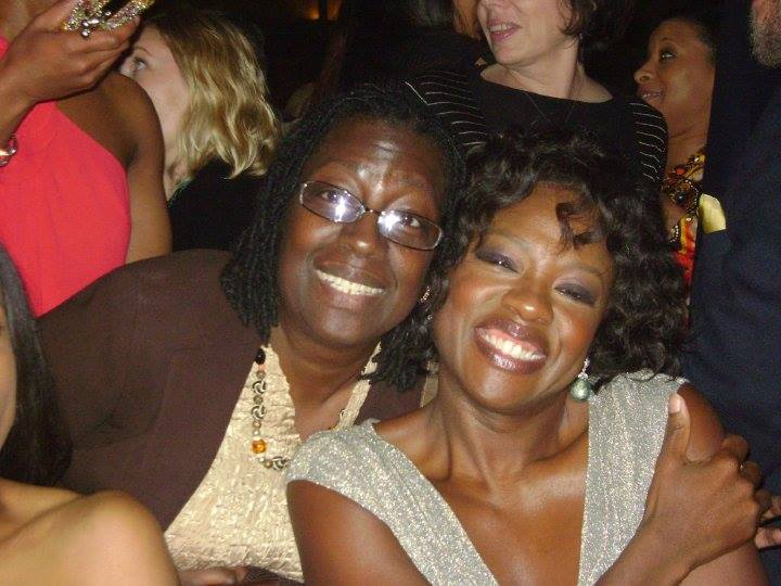 Viola Davis' siblings - sister Dianne Davis-Wright