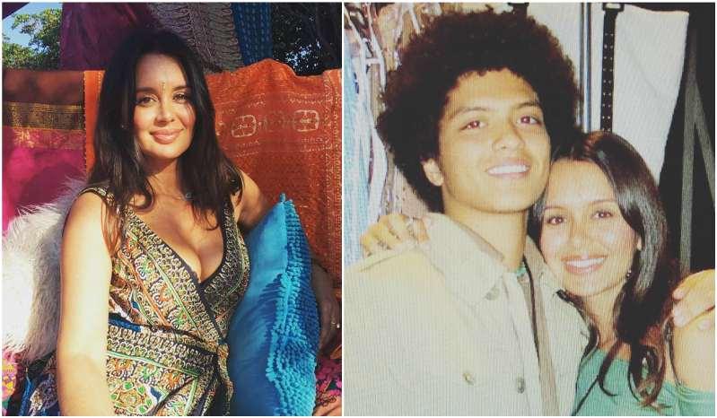 Bruno Mars' siblings - sister J'aime Kailani
