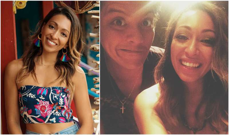 Bruno Mars' siblings - sister Tiara Hernandez