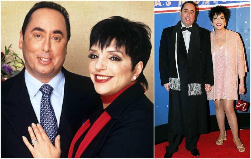Liza Minnelli's family - ex-husband David Alan Gest