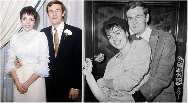 Liza Minnelli's family - ex-husband Peter Allen