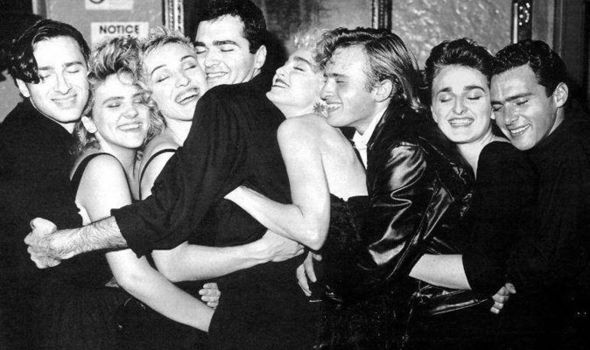 Madonna's siblings