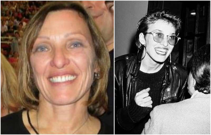 Madonna's siblings - sister Paula Ciccone