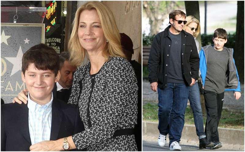 Steve Carell's children - son John Carell