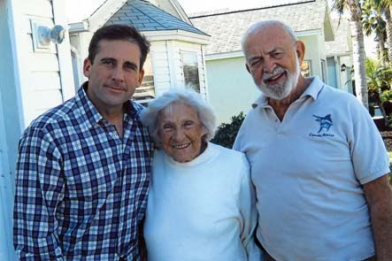 Image result for steve carell's parents
