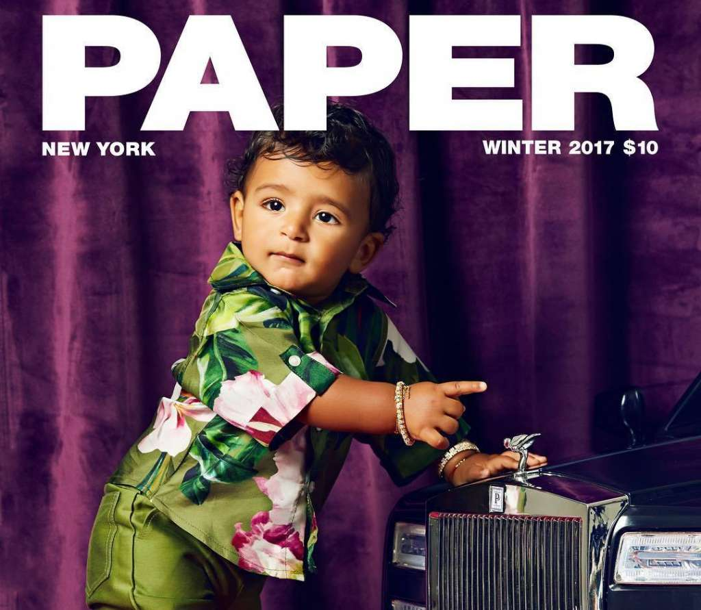 DJ Khaled's children - son Asahd Tuck Khaled