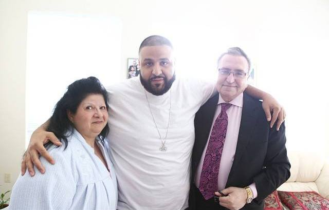DJ Khaled's family - parents