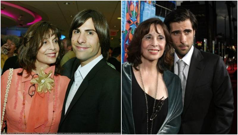 Jason Schwartzman's family - mother Talia Shire