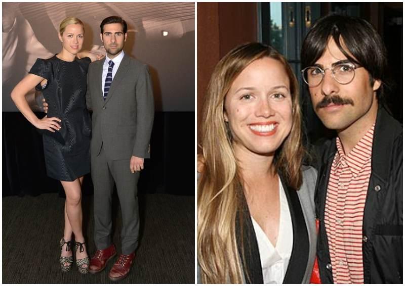 Jason Schwartzman's family - wife Brady Cunningham