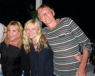 Kirsten Dunst's family