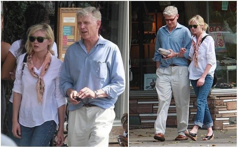 Kirsten Dunst's family - father Klaus Dunst