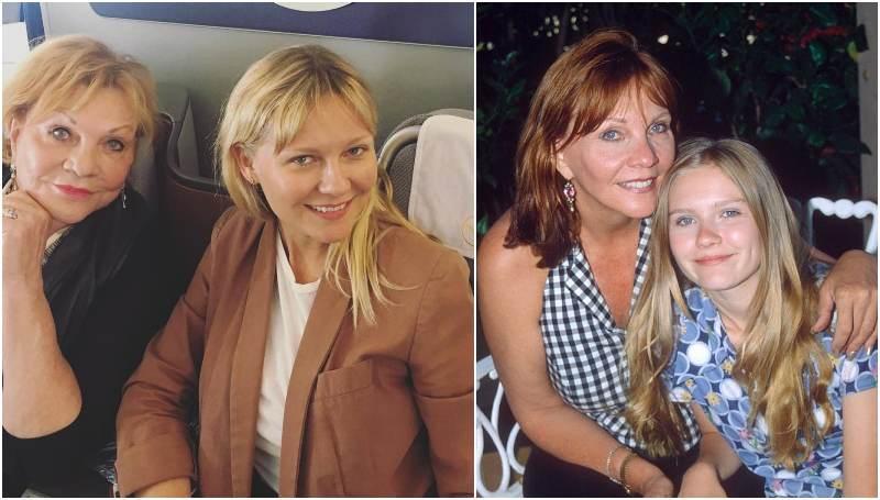 Kirsten Dunst's family - mother Inez Dunst (nee Rupprecht)