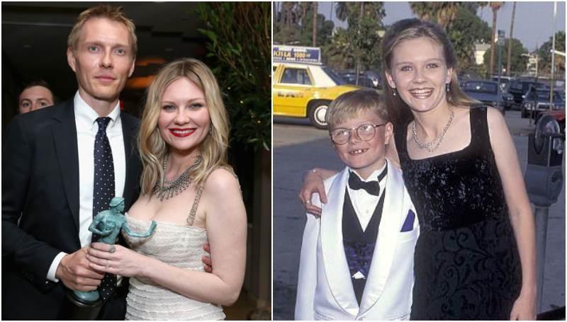 Kirsten Dunst's siblings - brother Christian Dunst