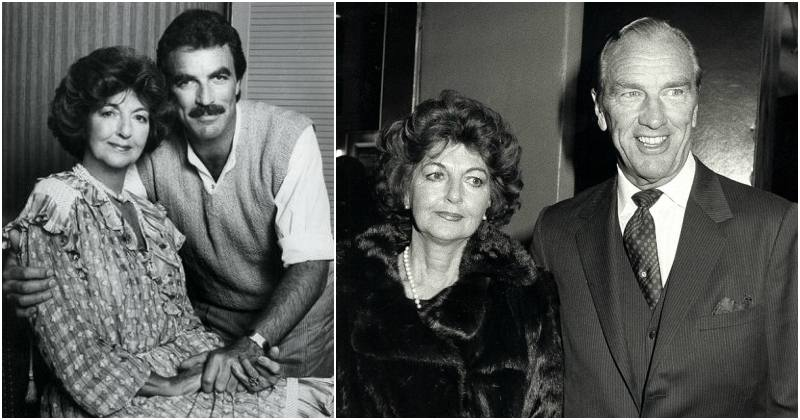 Tom Selleck's family - mother Martha S. Jagger