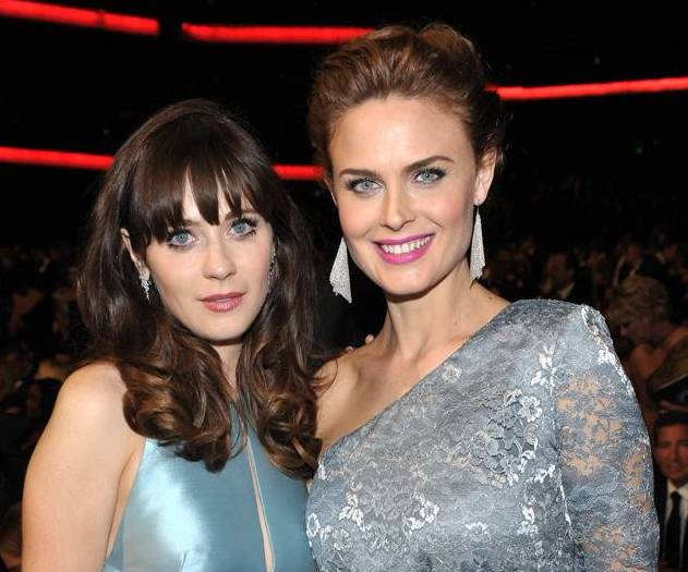 Zooey Deschanel's siblings - sister Emily Deschanel