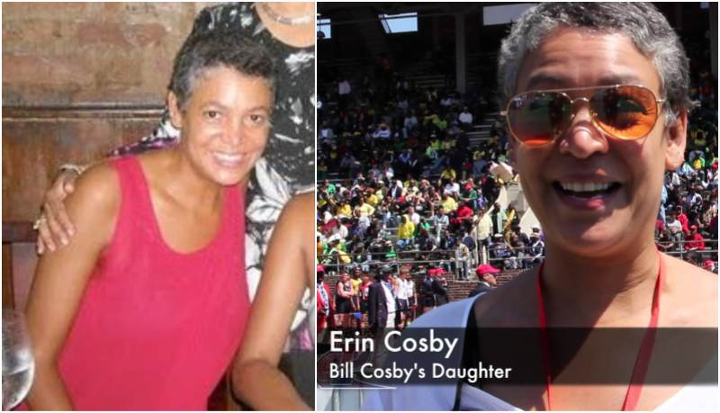Bill Cosby's children - daughter Erin Chalene Cosby