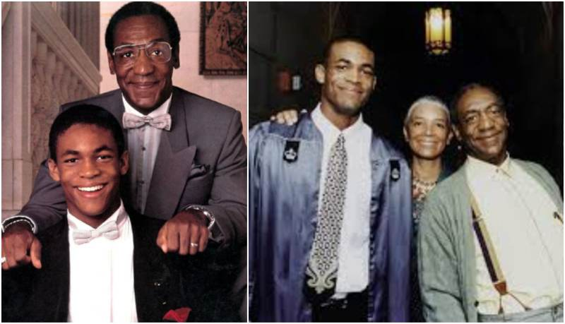 Bill Cosby's children - son Ennis Cosby