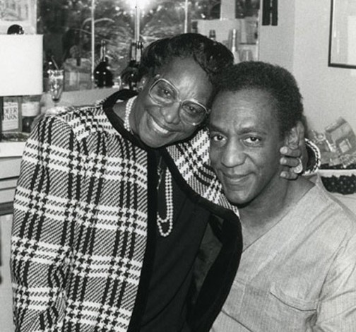 Bill Cosby's family - mother Anna Pearl Cosby