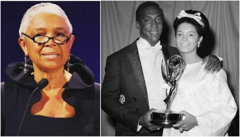 Bill Cosby's family - wife Camille Olive Cosby
