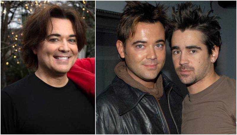 Colin Farrell's siblings - brother Eamon Farrell Jr.