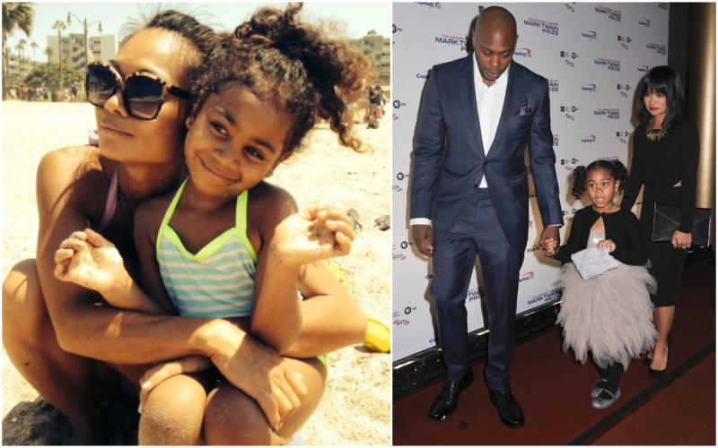 A sneak peek into the family life of Dave Chappelle