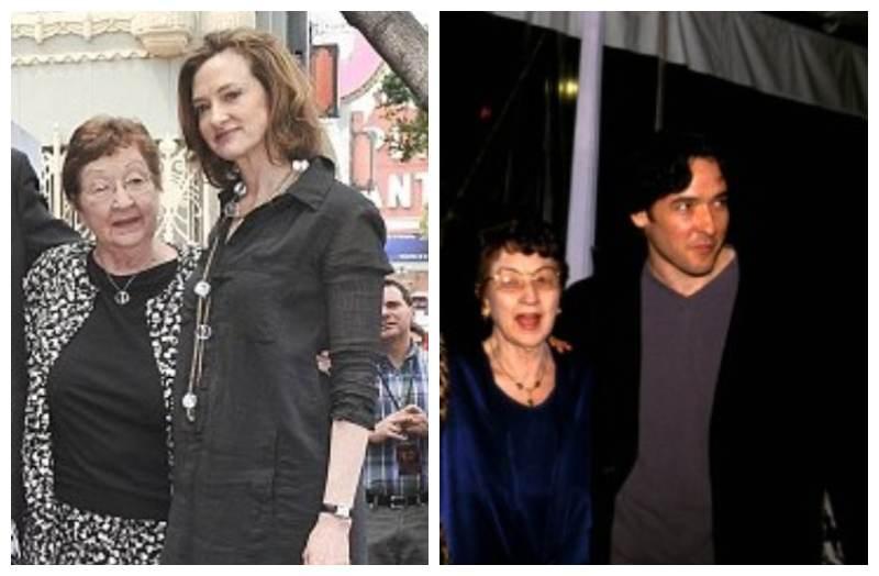 "John Cusack's family - mother Ann ""Nancy"" Paula Cusack"