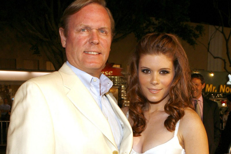 Kate Mara's family - father Timothy Christopher Mara
