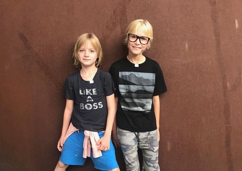 Liev Schreiber's children