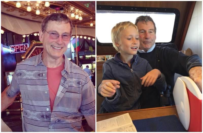 Liev Schreiber's family - father Tell Carroll Schreiber