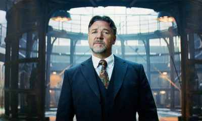 Russell Crowe's family: parents, siblings, wife and kids