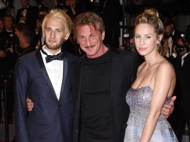 Sean Penn's children