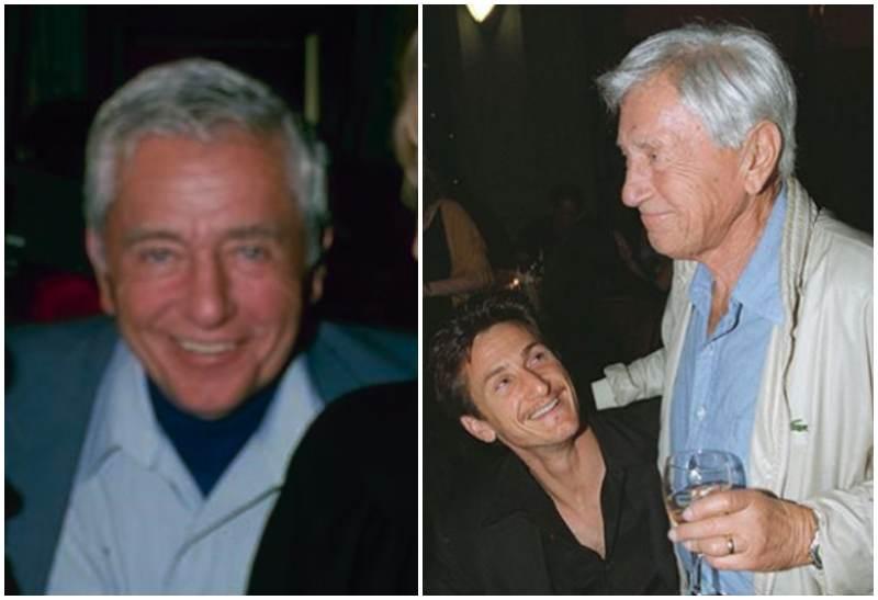 """Sean Penn's family - father Leonard Francis """"Leo"""" Penn"""
