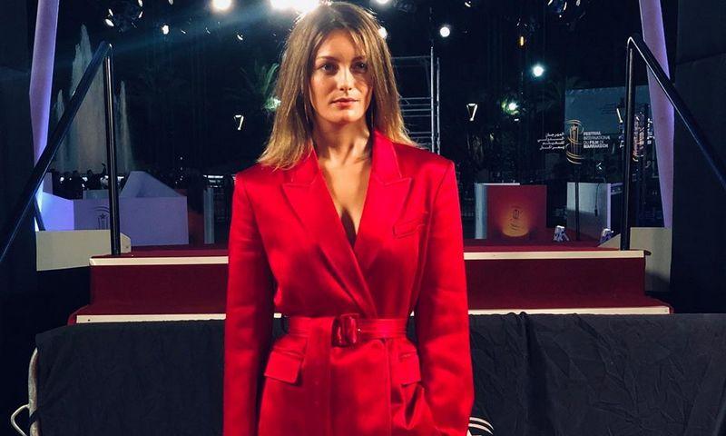 Sean Penn family - wife Leila George