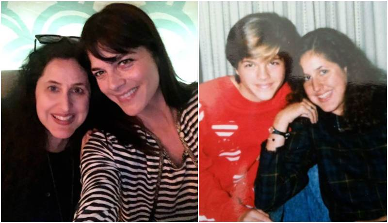 Selma Blair's siblings - sister Katherine Beitner