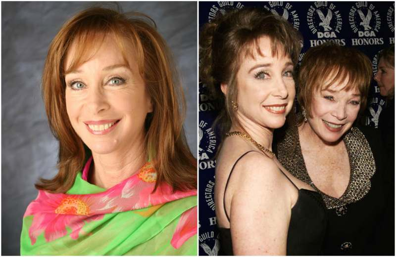Shirley MacLaine's children - daughter Stephanie Sachi Parker