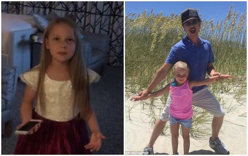 David Spade's children - daughter Harper Spade
