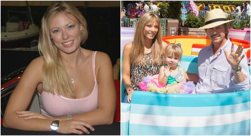 David Spade's family - ex-girlfriend Jillian Grace