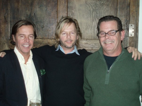 David Spade's siblings - 2 brothers