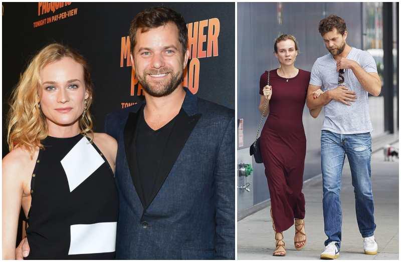 Diane Kruger's family - ex-partner Joshua Jackson
